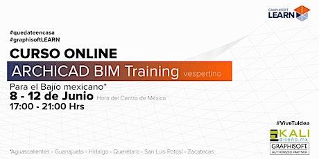ARCHICAD® BIM Training entradas