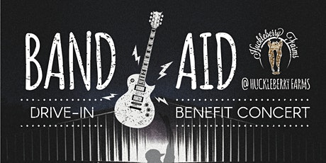 Band-Aid Drive-In Benefit Concert tickets