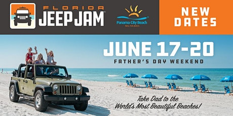 FLORIDA JEEP JAM 2020 - Panama City Beach, Florida tickets