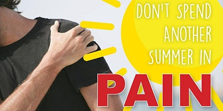 Virtual Neck & Shoulder Pain Workshop tickets
