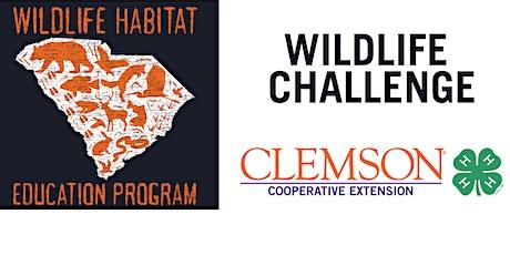 Online Wildlife Challenge tickets