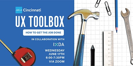 UX Toolbox: How to Get the Job Done tickets