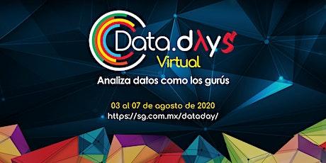 Data Days Virtual 2020 entradas