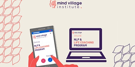 Virtual NLP Practitioner & Life Coach Certification Training tickets