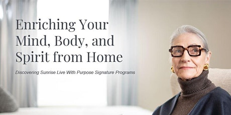 Enriching your Mind from Home Feat. Jennifer Shapiro-Lee LCSW-R [Free Online Webinar] tickets