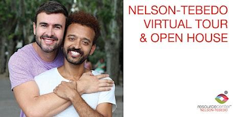 Nelson-Tebedo Virtual Tour & Open House tickets