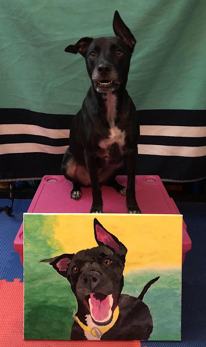 Pets, Paints & Pints ONLINE image