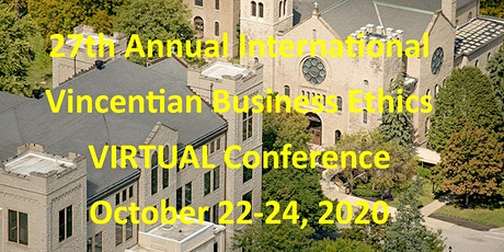 International Vincentian Business Ethics Conference tickets