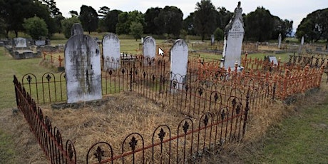 Alberton Cemetery - Stories from Gods Acre tickets