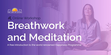 Breathwork and Meditation Workshop tickets