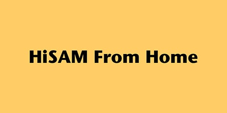 Kids Art Workshop on Zoom: HiSAM From Home tickets