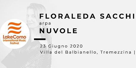 NUVOLE - Floraleda Sacchi (arpa) biglietti
