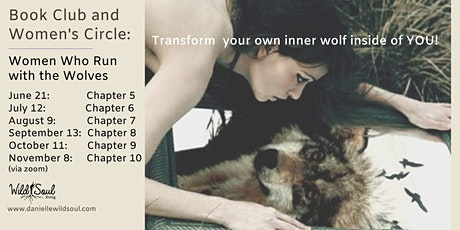 Women Who Run with the Wolves:  Monthly Online Book Club tickets