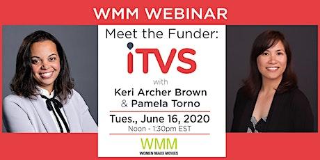 Meet the Funder: ITVS with Pamela Torno & Keri Archer Brown biglietti