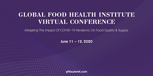 Global Food Health Institute Virtual Conference