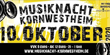Musiknacht Kornwestheim 2020 Tickets