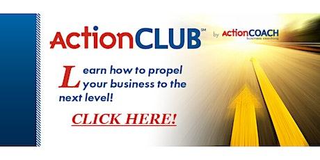 ActionCLUB: begins June 2020 tickets