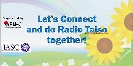 Radio Taiso Together tickets