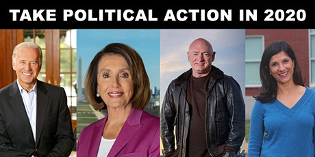 Take Political Action in 2020 - Zoom Meetup tickets