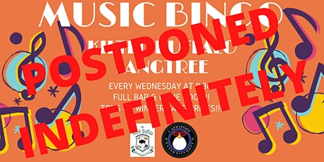 *Postponed Indefinitely* Wed Music Bingo at Kilted Buffalo Langtree tickets