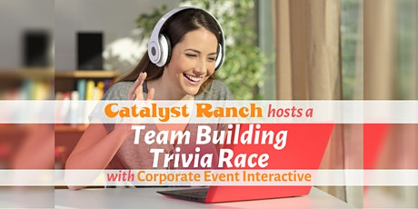 Happy-Hour Team Building with CEI's Team Trivia Race! tickets