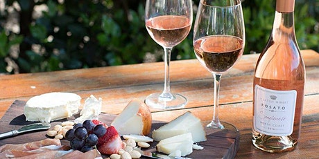 """Commander's """"Don't Stand So Close to Me"""" It's Time For a Picnic Wine & Cheese Party tickets"""