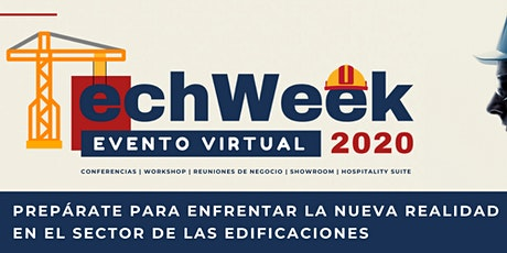 TechWeek 2020 | Evento Virtual entradas