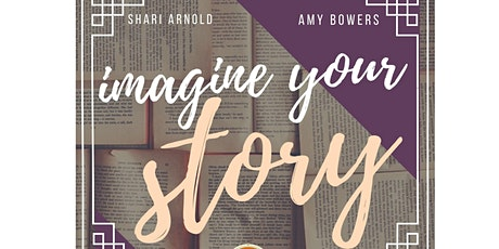 Imagine Your Story: A Creative Writing Workshop for Teens tickets