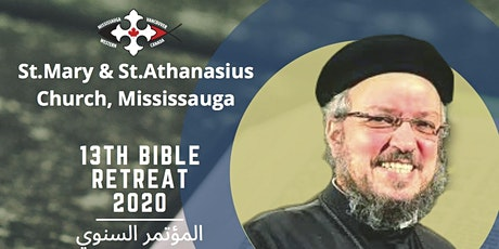 Annual Bible Retreat   Fr Dawood Lamei 2020 tickets