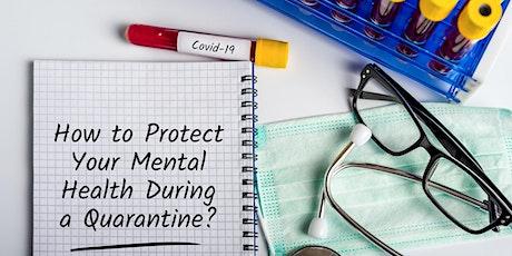 Virtual Seminar: Let's Talk About Mental Wellness tickets