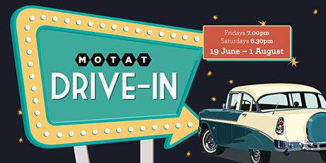 MOTAT Drive-IN tickets