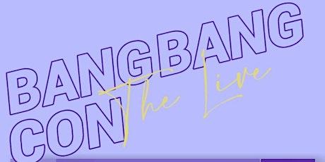 BANGBANGCON: The Live entradas