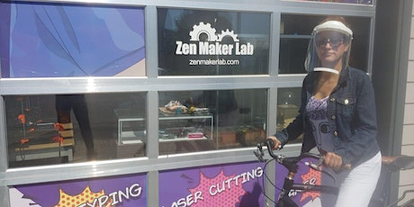 Zen Maker Lab Summer 2020 Camp – Week 1 Sampler - Science, Technology, Engineering, Art & Math (STEAM) - July 6-10, 2020, Ages 8 to 12 tickets