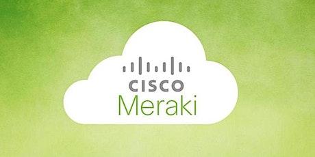 Cisco Meraki Hands-On Lab tickets