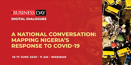 A National Conversation: Mapping Nigeria's Response to COVID-19 tickets