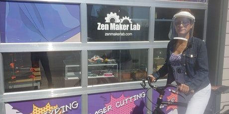 Zen Maker Lab Summer 2020 Camp – Week 3 Sampler - Science, Technology, Engineering, Art & Math (STEAM) - July 20-24, 2020, Ages 8 to 12 tickets