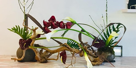 Ikebana workshop tickets