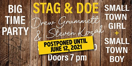 Stag & Doe for Drew Grummett & Steven Kozak tickets