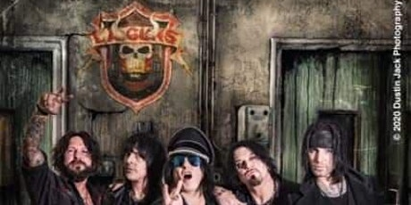 LA Guns at The Rail Club Live tickets