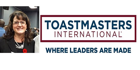 Creatively Speaking Toastmasters welcomes you to our Open House! tickets