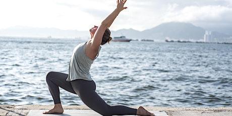 Morning yoga in Sun Yet Sen Park tickets