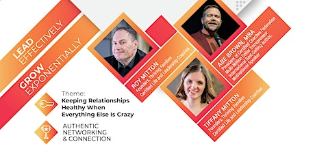 Healthy Wealthy & Wise Biz Connect May 2020 tickets