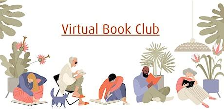 Virtual Book Club tickets