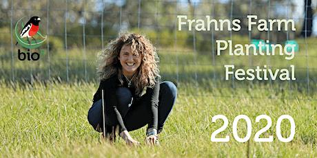 Frahns Farm Planting Festival 2020! tickets