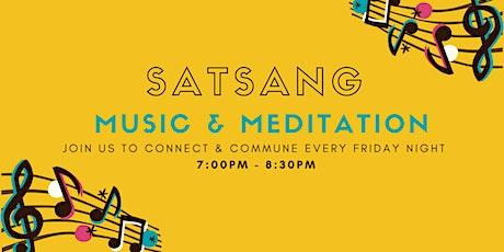 Satsang - Music and Meditation tickets