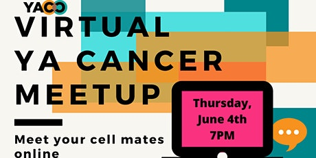 Young Adult Cancer Virtual Game Night tickets