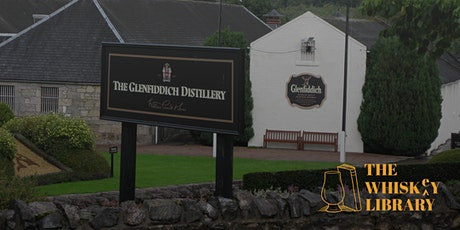 Glenfiddich Virtual Whisky Tasting &  Distillery Tour with  Whiskey Library tickets