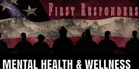 First Responder Mental Health and Wellness, Boston, MA tickets