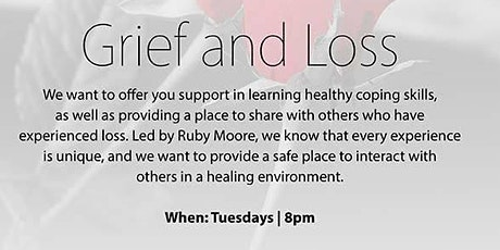 GRIEF AND LOSS SUPPORT GROUP tickets
