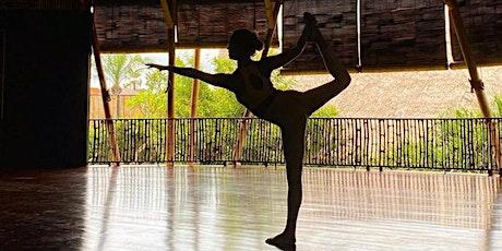 60 Minute Hatha Yoga with Sara Lynn tickets